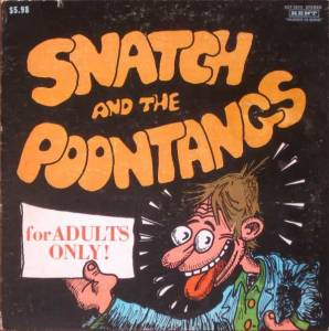 Cover - Johnny Otis Show: Snatch And The Poontangs