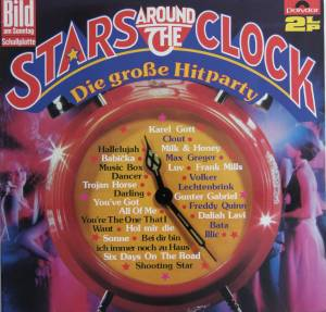 Stars Around The Clock - Die Große Hitparty - Cover