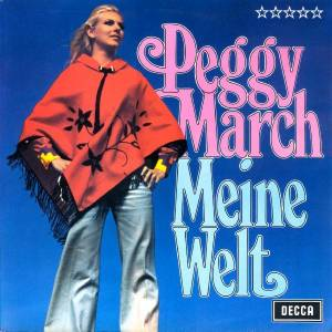 Cover - Peggy March: Meine Welt