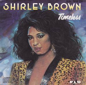 Cover - Shirley Brown: Timeless