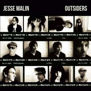 Cover - Jesse Malin: Outsiders