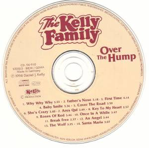 The Kelly Family Over The Hump Cd 1994