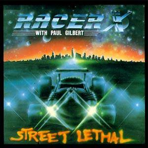 Racer X: Street Lethal - Cover