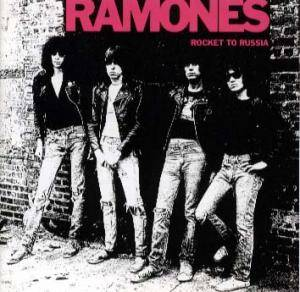 Cover - Ramones: Rocket To Russia