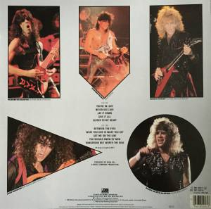 Ratt: Invasion Of Your Privacy (LP) - Bild 2