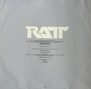 Ratt: Invasion Of Your Privacy (LP) - Bild 3