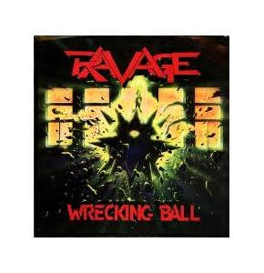 Ravage: Wrecking Ball - Cover