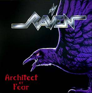 Raven: Architect Of Fear - Cover