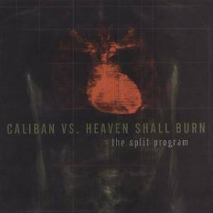 Caliban: Split Program, The - Cover