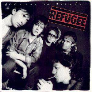 Refugee: Affairs In Babylon - Cover