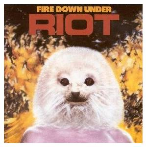 Riot: Fire Down Under (LP) - Bild 1