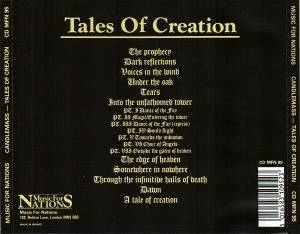 Candlemass: Tales Of Creation (CD) - Bild 2