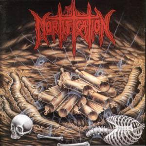 Mortification: Scrolls Of The Megilloth - Cover