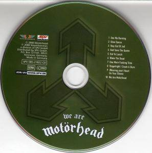 Motörhead: We Are Motörhead (CD) - Bild 3