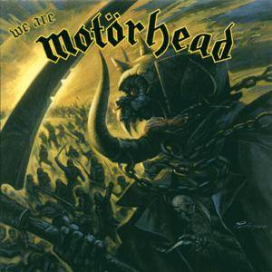 Motörhead: We Are Motörhead - Cover