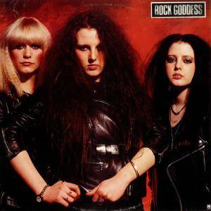 Rock Goddess: Rock Goddess - Cover