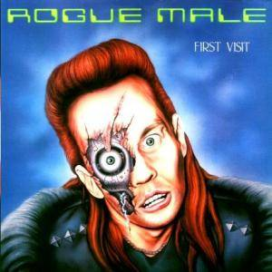 Rogue Male: First Visit - Cover