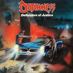 Cover - Darkness: Defenders Of Justice