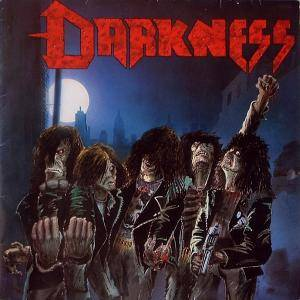 Darkness: Death Squad - Cover