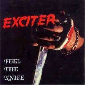 Exciter: Feel The Knife - Cover