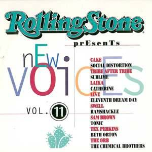 Rolling Stone: New Voices Vol. 11 - Cover