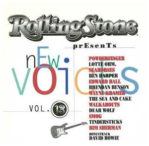Rolling Stone: New Voices Vol. 13 (CD) - Bild 1