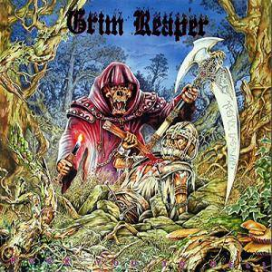 Grim Reaper: Rock You To Hell (LP) - Bild 1