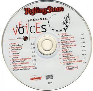 Rolling Stone: New Voices Vol. 15 (CD) - Bild 2