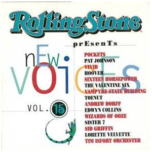 Rolling Stone: New Voices Vol. 15 (CD) - Bild 1
