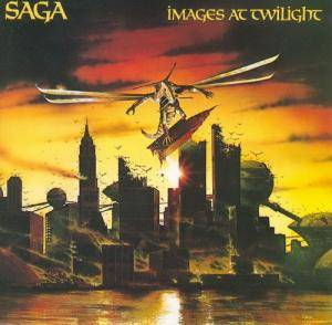 Saga: Images At Twilight - Cover