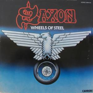 Saxon: Wheels Of Steel (LP) - Bild 1