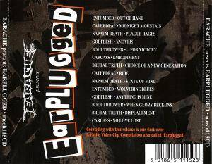 Earplugged (CD) - Bild 2