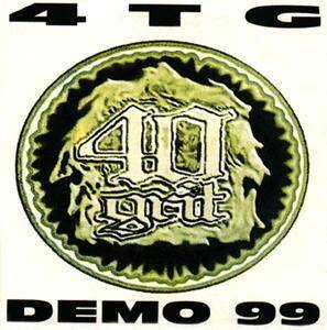 Cover - 40 Grit: Demo 99