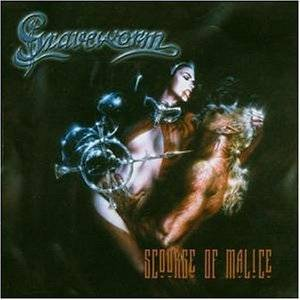 Cover - Graveworm: Scourge Of Malice