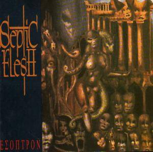 Septic Flesh: Esoptron - Cover