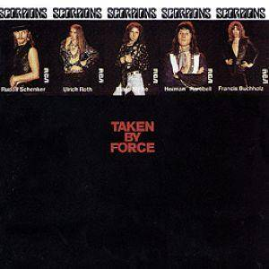 Scorpions: Taken By Force (LP) - Bild 1