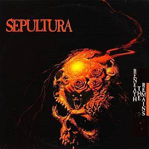 Sepultura: Beneath The Remains (LP) - Bild 1