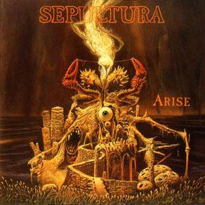 Sepultura: Arise - Cover