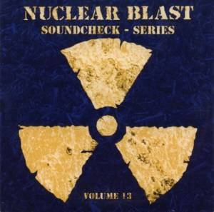 Nuclear Blast - Soundcheck Series Volume 13 - Cover