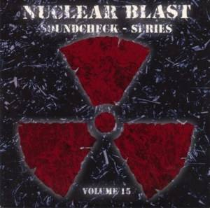 Nuclear Blast - Soundcheck Series Volume 15 - Cover