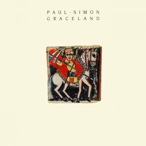 Paul Simon: Graceland - Cover