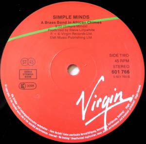 "Simple Minds: Don't You (Forget About Me) (12"") - Bild 4"