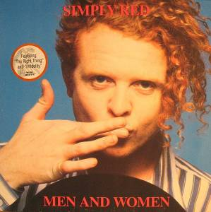 Simply Red: Men And Women (LP) - Bild 1