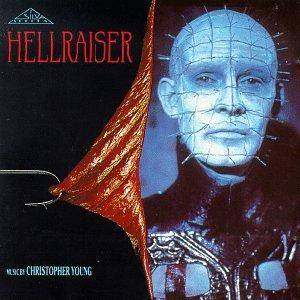 Cover - Christopher Young: Hellraiser