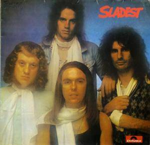 Slade: Sladest - Cover