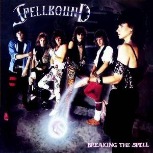 Spellbound: Breaking The Spell - Cover