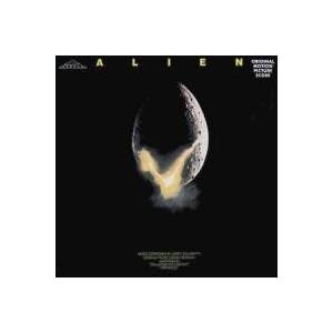 Jerry Goldsmith: Alien - Cover