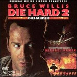 Cover - Michael Kamen: Die Hard 2: Die Harder