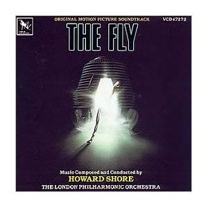 Howard Shore: Fly, The - Cover