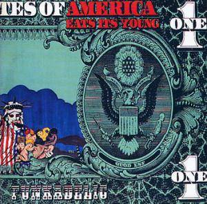 Funkadelic: America Eats Its Young - Cover